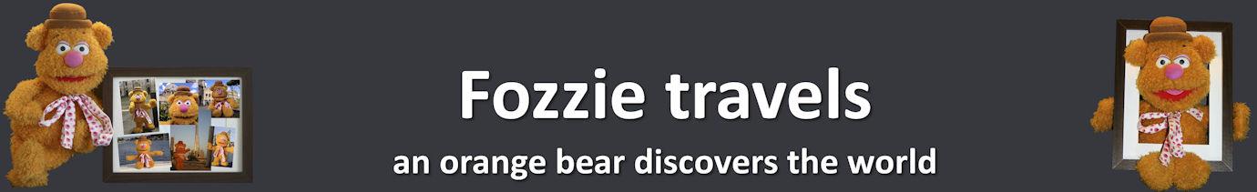Fozzie travels