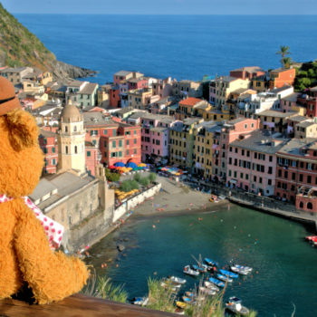 Fozzie in Liguria