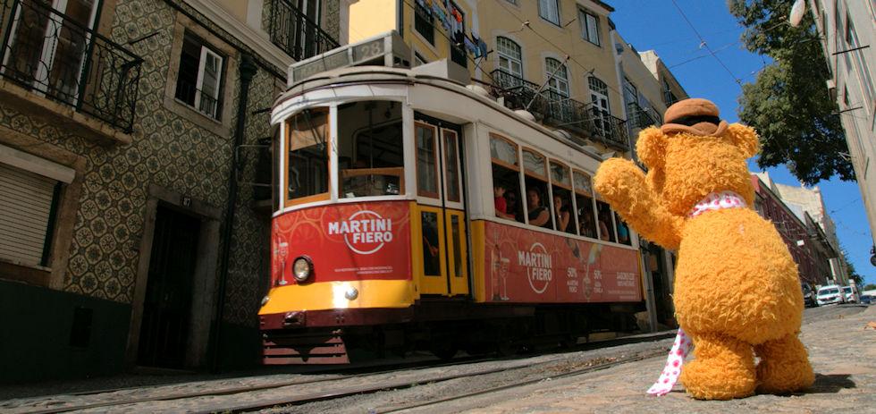 Fozzie in Lisbon