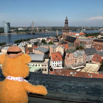 Fozzie in Riga